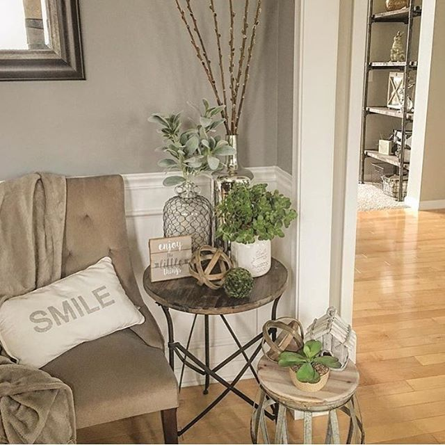 Best 25 Side Table Decor Ideas On Pinterest Diy Sofa This Month