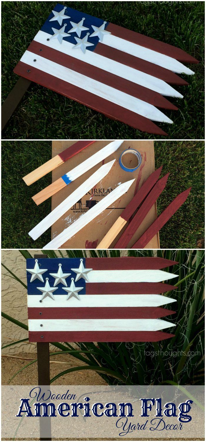 Best 25 Wooden American Flag Ideas On Pinterest Pallet This Month