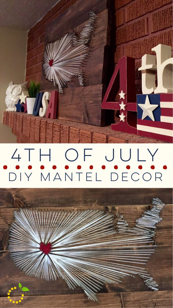 Best 25 4Th Of July Decorations Ideas On Pinterest This Month