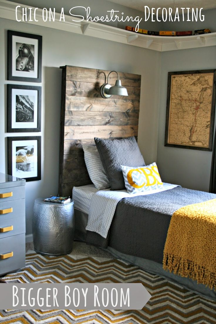 Best 25 Boys Bedroom Decor Ideas On Pinterest Kids This Month