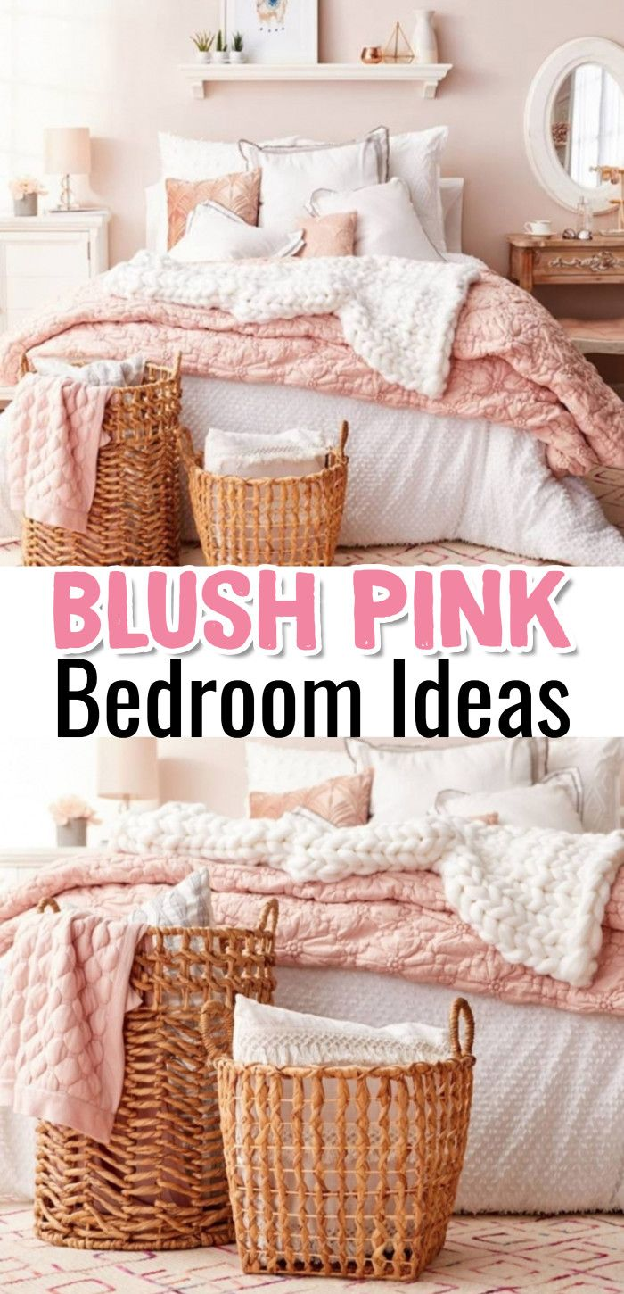 Best 25 Dusty Pink Bedroom Ideas On Pinterest Dusty This Month