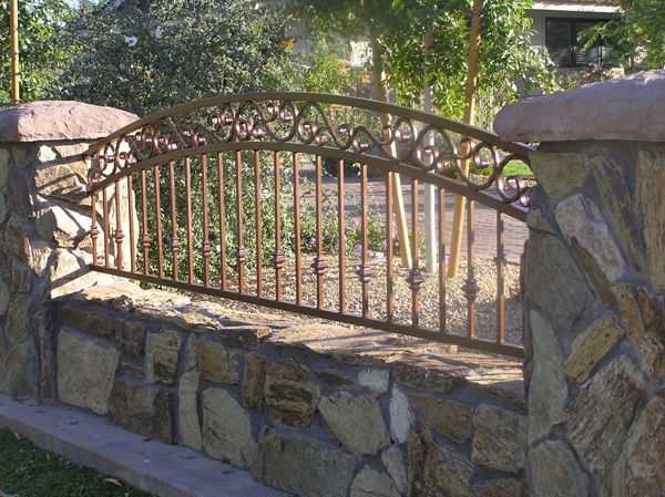 Best Decorative Metal Fence Panels Fences Wrought Iron This Month