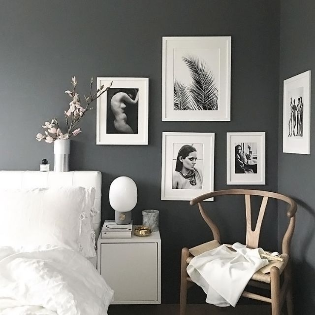 Best A Grey And White Bedroom By Palettenoir H O M E D E C O This Month