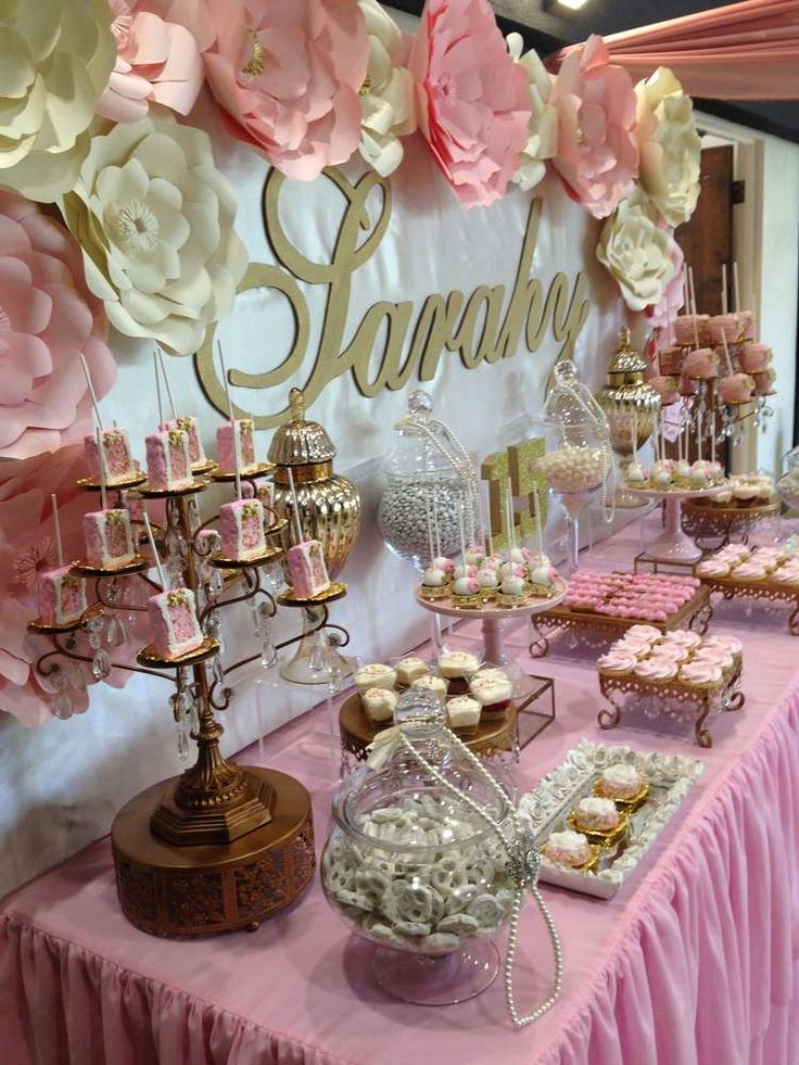 Best 489 Best 15Th Birthday Party Ideas Images On Pinterest This Month