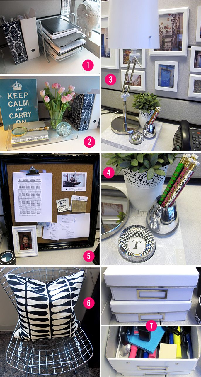 Best Your Cubicle Space Can Be Pretty And Inspiring Cubicle This Month