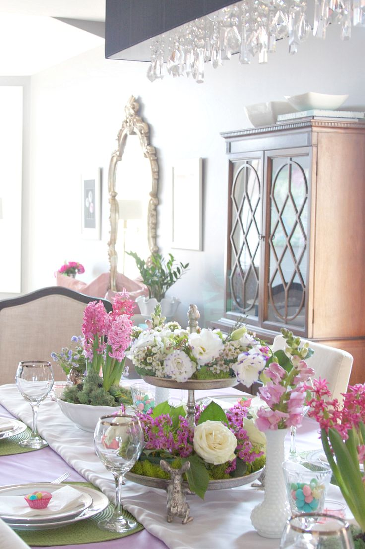 Best 86 Best Easter Tablescapes Images On Pinterest Easter This Month