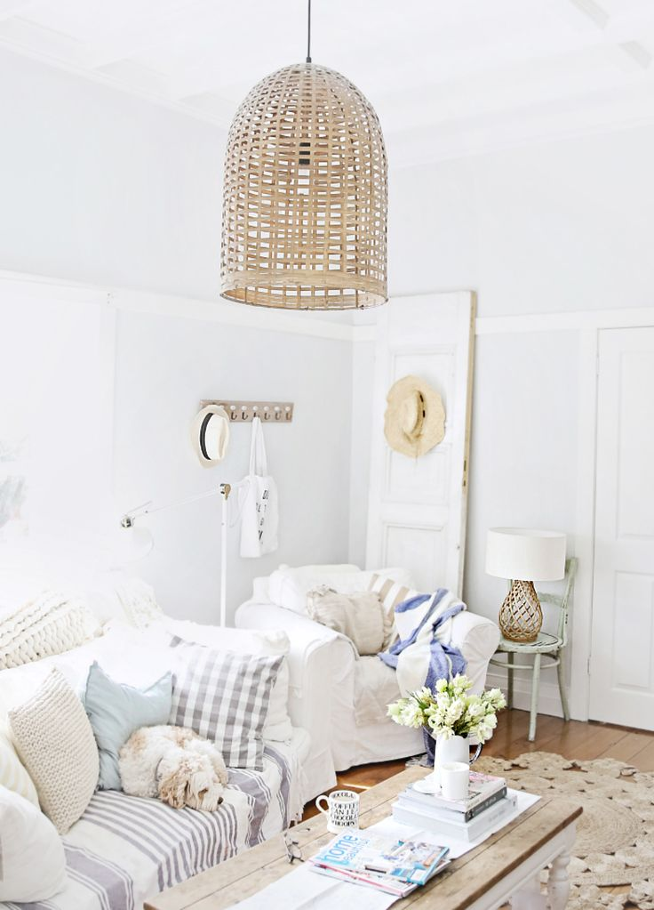 Best 705 Best Beach Cottage Interiors Images On Pinterest This Month