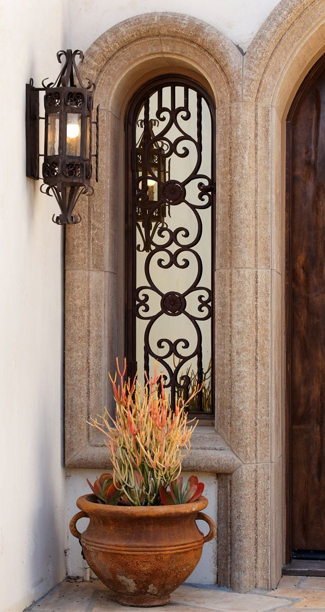 Best 12 Best Iron Window Grills Images On Pinterest Wrought This Month