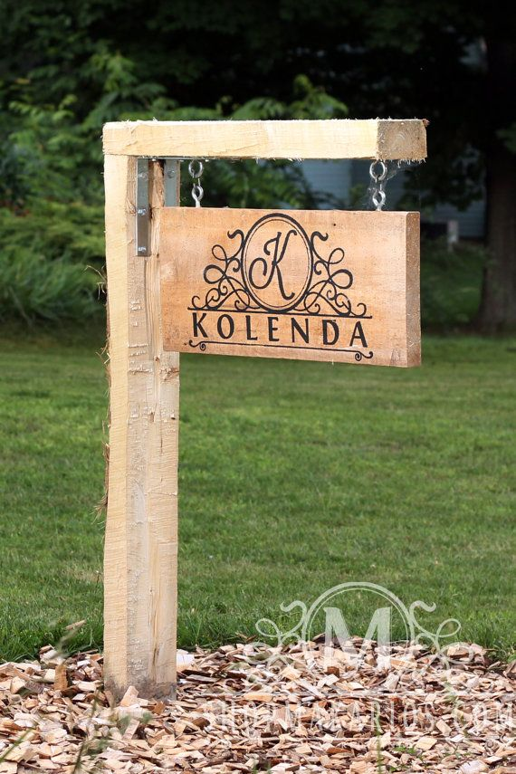 Best 25 Home Address Signs Ideas On Pinterest House This Month