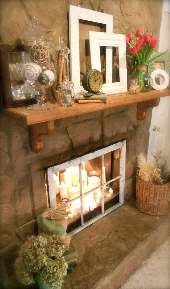 Best 25 Unused Fireplace Ideas On Pinterest Fake This Month