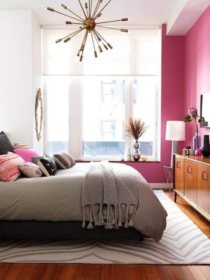 Best 25 Magenta Walls Ideas On Pinterest Dulux Colours This Month