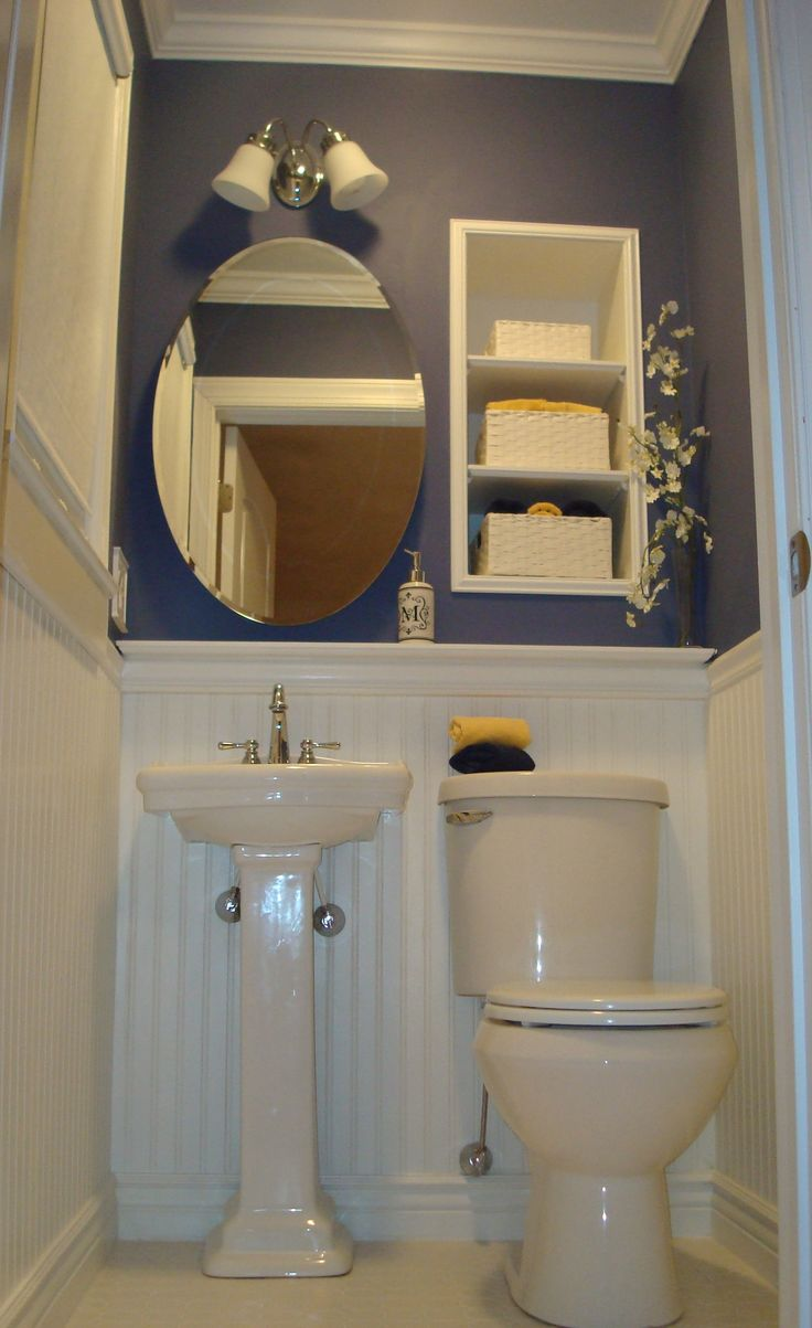 Best Pallet Wall In Powder Room Designs Powder Room Ideas This Month
