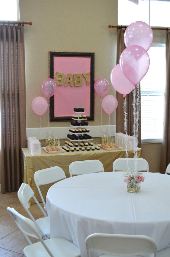 Best Diy Pink Gold Baby Shower Decorations Baby Shower This Month