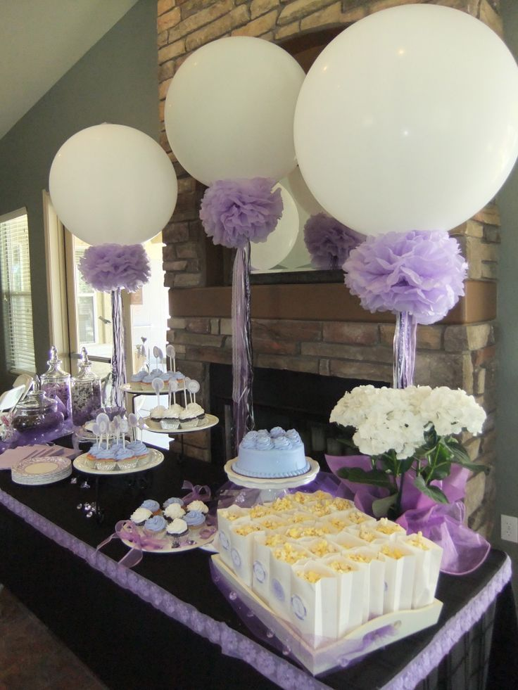 Best Decorating With Balloons When Planning A Baby Shower This Month