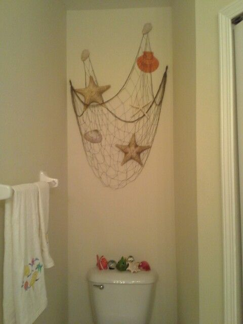 Best Decorative Sea Life In A Fishing Net Decor Ideas In 2019 This Month