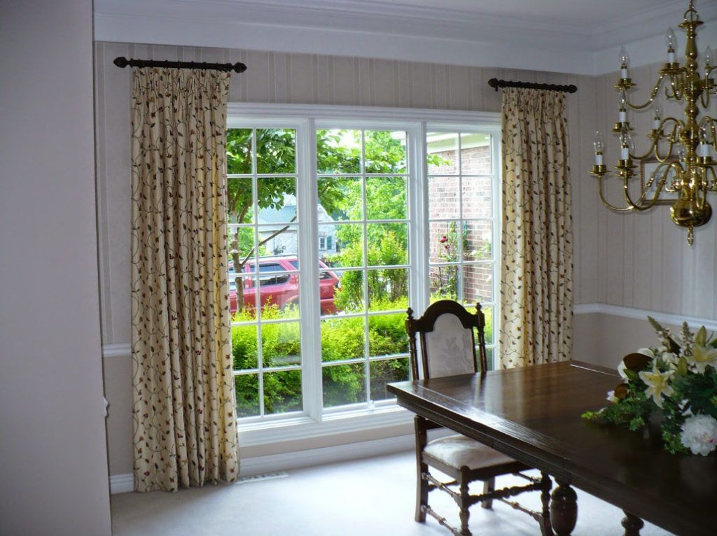 Best Short Side Panel Curtain Rods Short Curtain Rods This Month