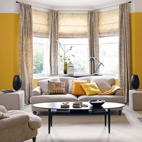 Best Bay Window Decorating Ideas How To Choose Furniture This Month