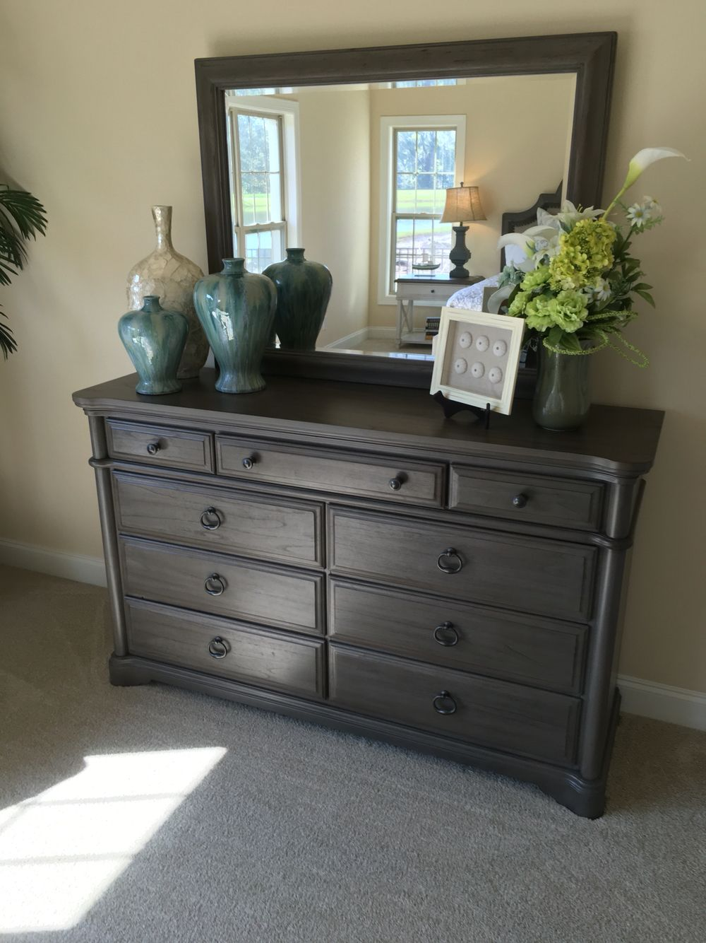 Best How To Stage A Dresser Bedrooms In 2019 Dresser Top This Month