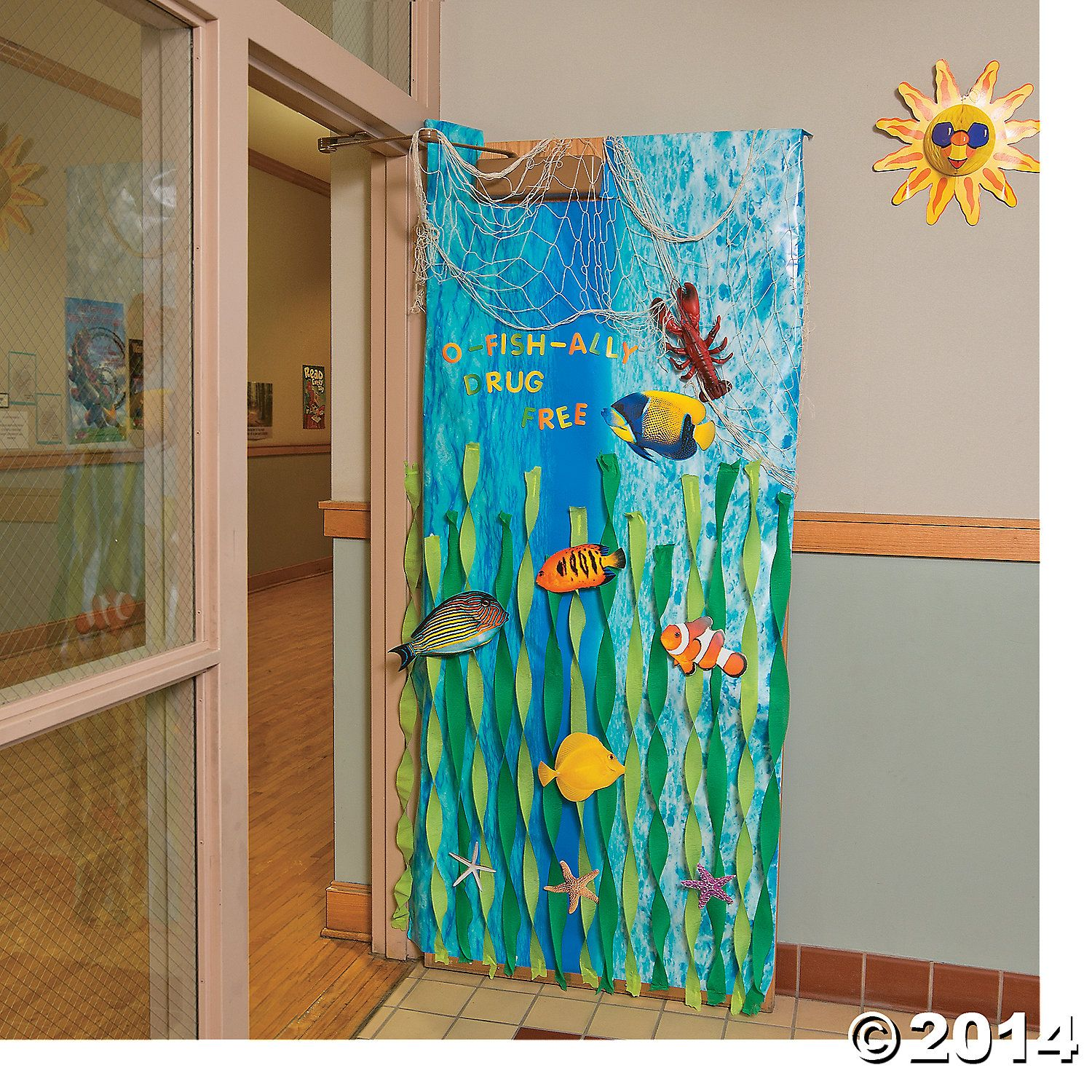 Best Under The Sea Door Decoration Idea Orientaltrading Com This Month