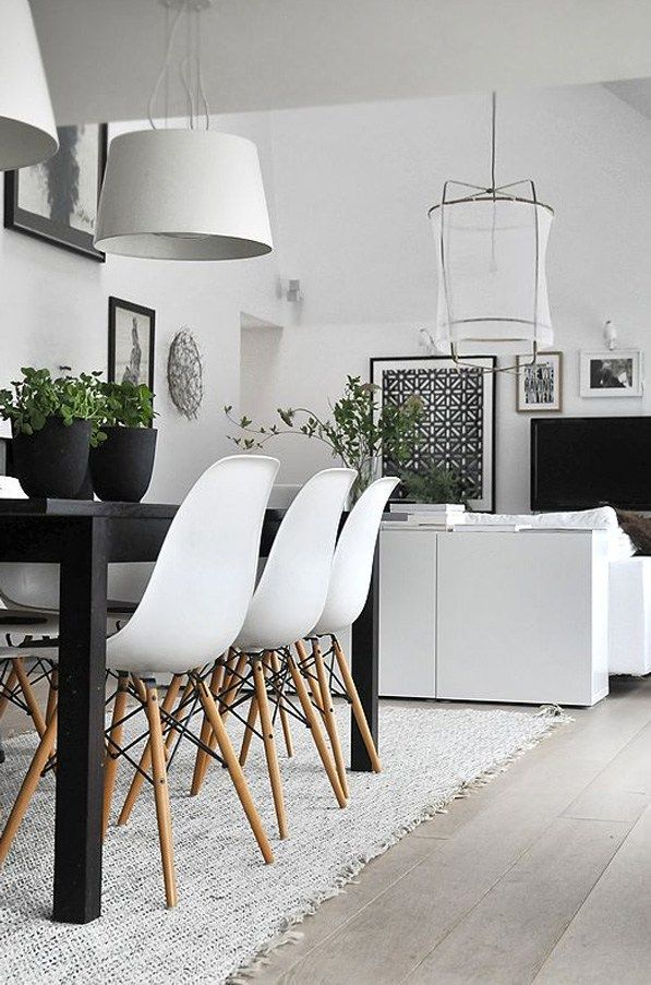 Best 15 Modern Ways To Slay The Black And White Décor Trend This Month