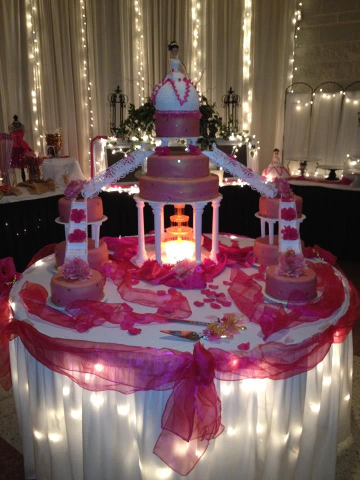 Best Pink 15 Anos Cake Quinceneara Cakes Quinceanera Cakes This Month