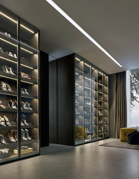 Best Top 100 Best Closet Designs For Men Walk In Wardrobe This Month