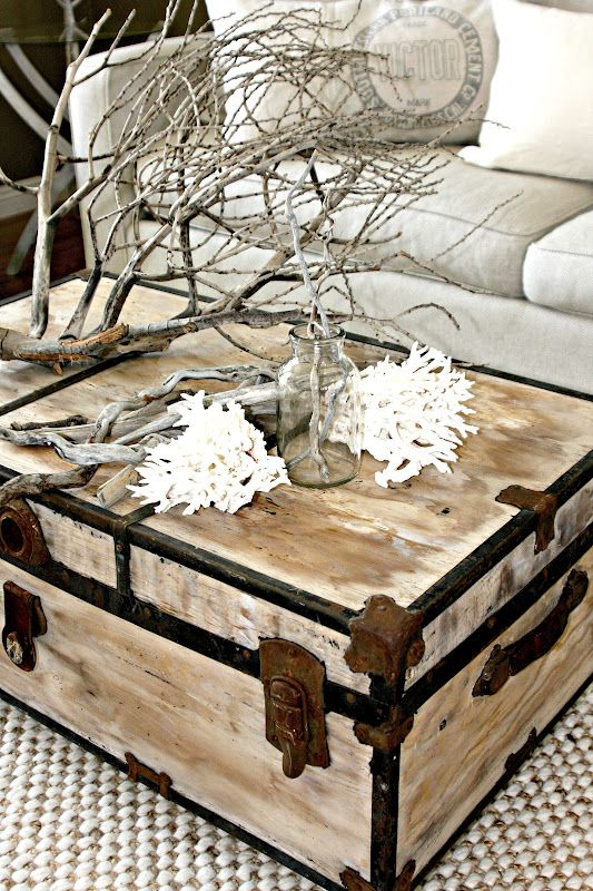 Best Salvage Dior Seaside Decor For The Home Old Trunks This Month