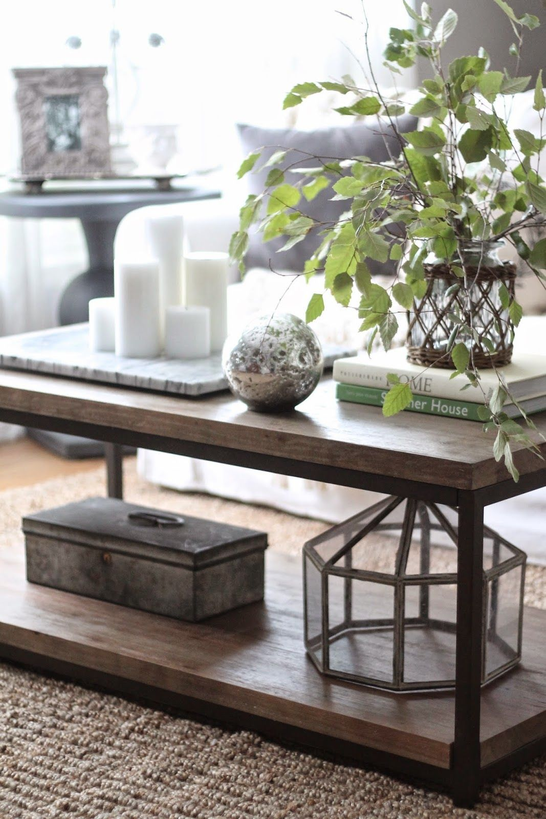 Best 3 Ways To Style A Coffee Table My Home Blog This Month