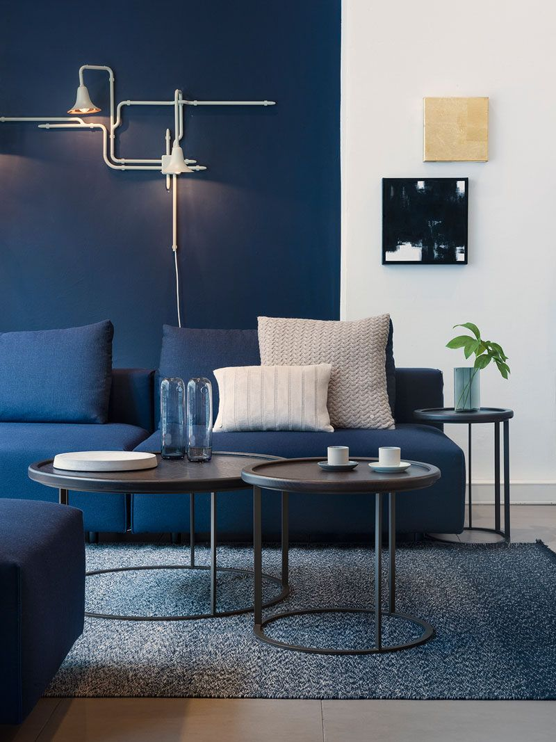 Best 4 Ways To Use Navy Home Decor To Create A Modern Blue This Month