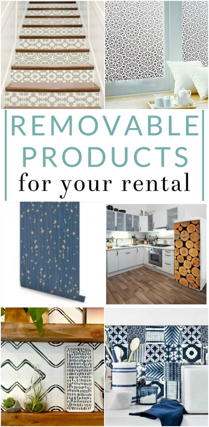 Best 9 Removable Products For Your Rental Cute Apartment This Month