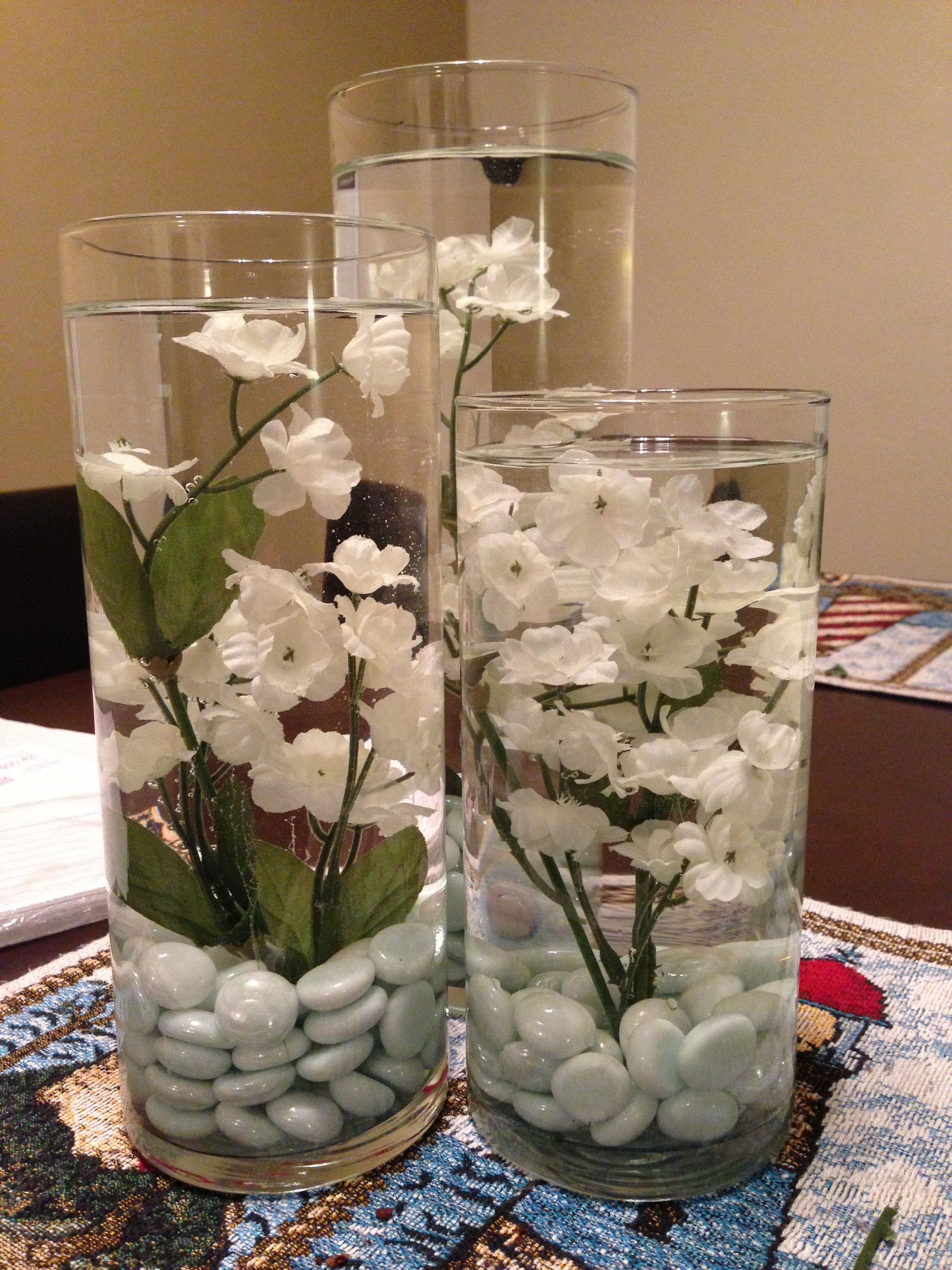 Best Diy Dining Table Centerpiece It Was So Easy Just Got The This Month