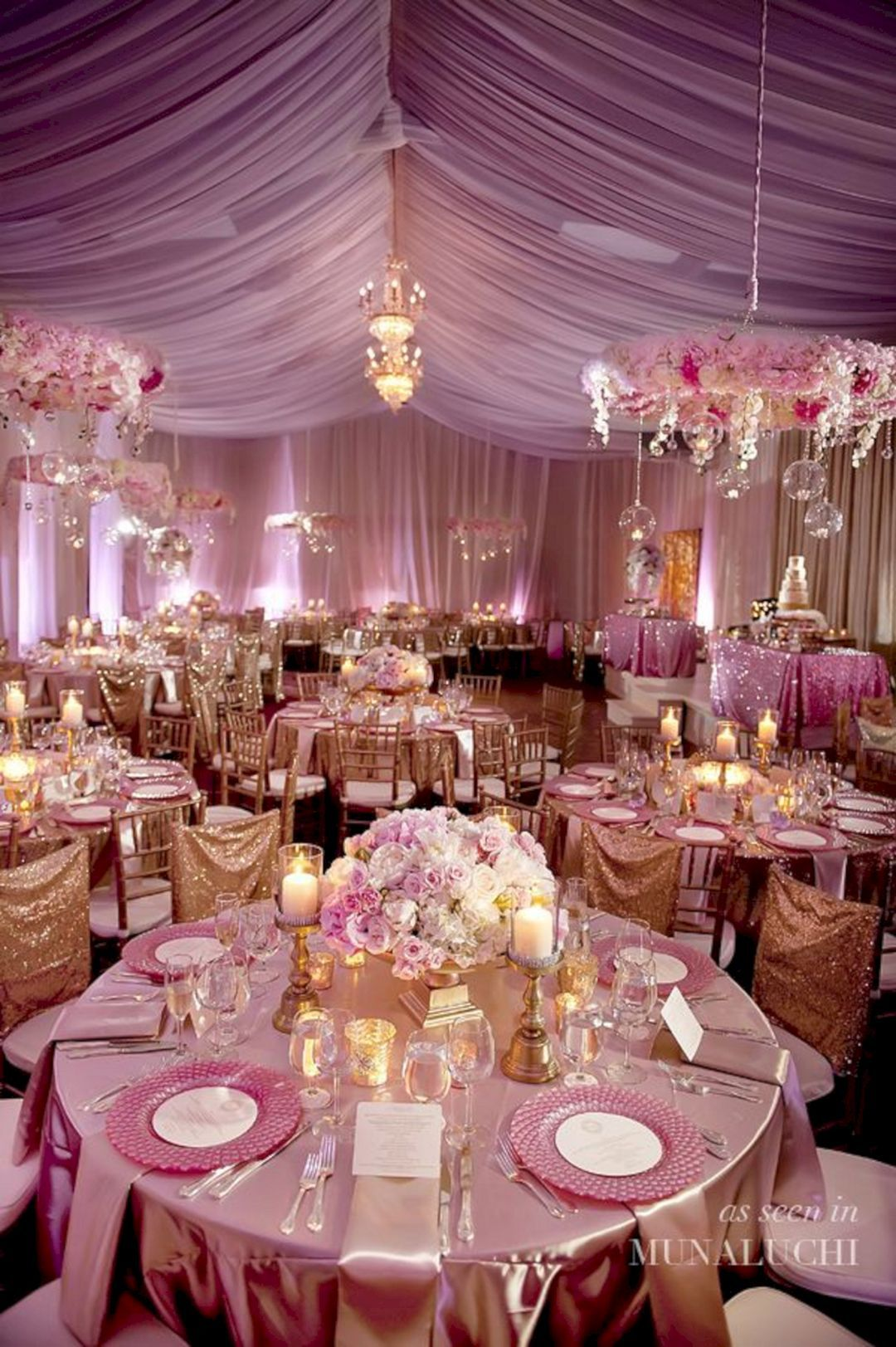 Best Top 25 Red Quinceanera Decor Ideas For Sweet Wedding This Month
