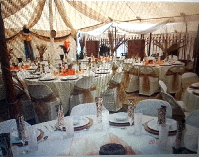 Best South African Wedding Decor Hashtag Events Traditional This Month