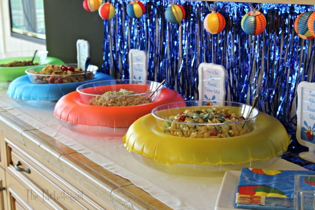 Best Beach Ball Brownies Summer At The Lake Party Beach This Month