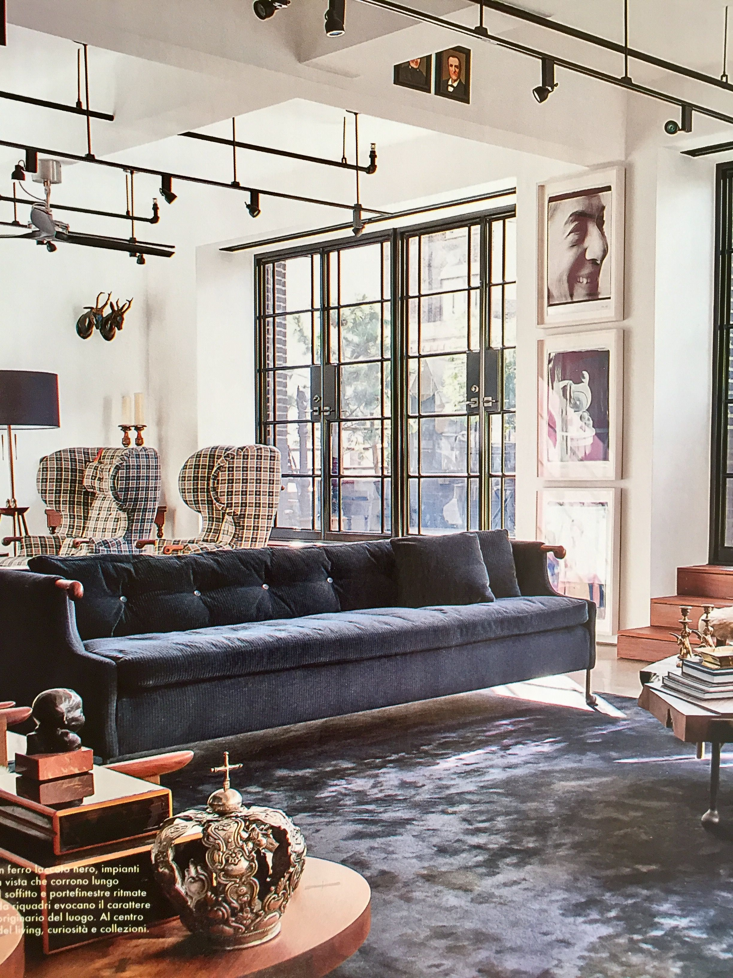 Best Feel Inspired With These New York Industrial Lofts This Month