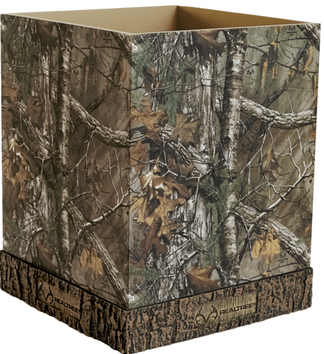 Best Realtree Xtra Waste Basket Camo Home Decor Camo This Month