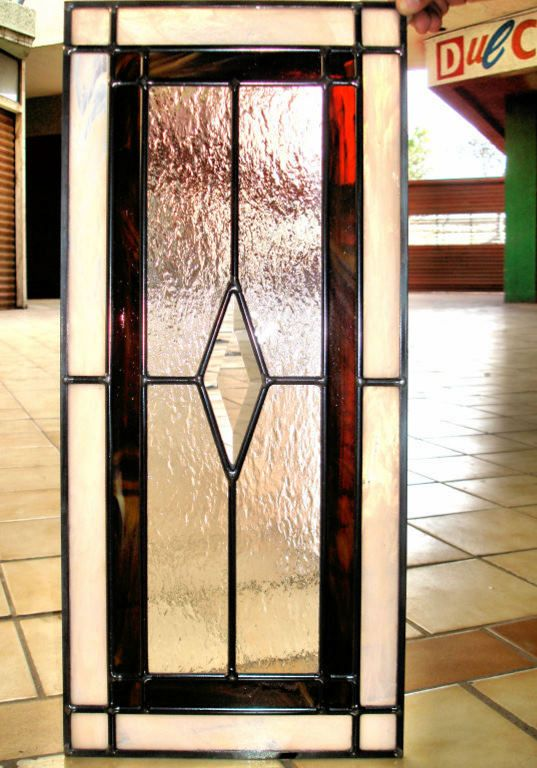 Best Leaded Glass Kitchen Cabinet Door Swap The Red For Gold Or This Month