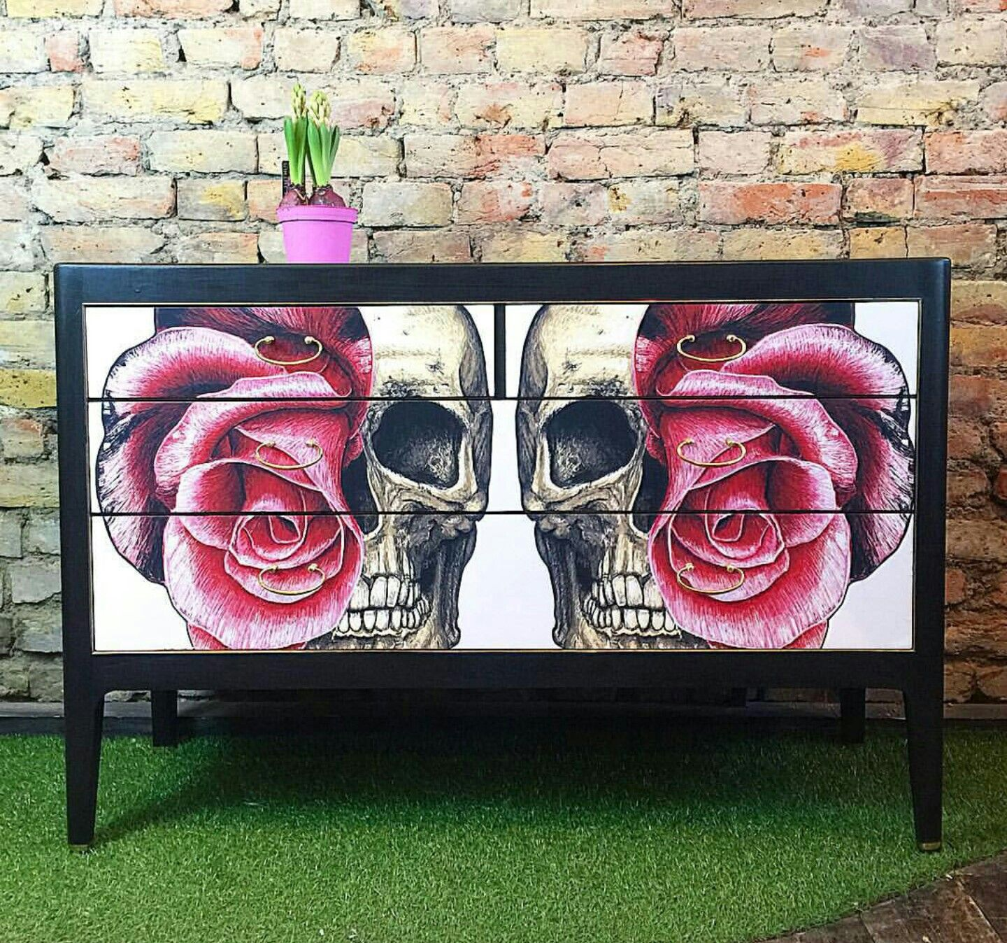 Best Skull Dresser … Crafty Things Home This Month