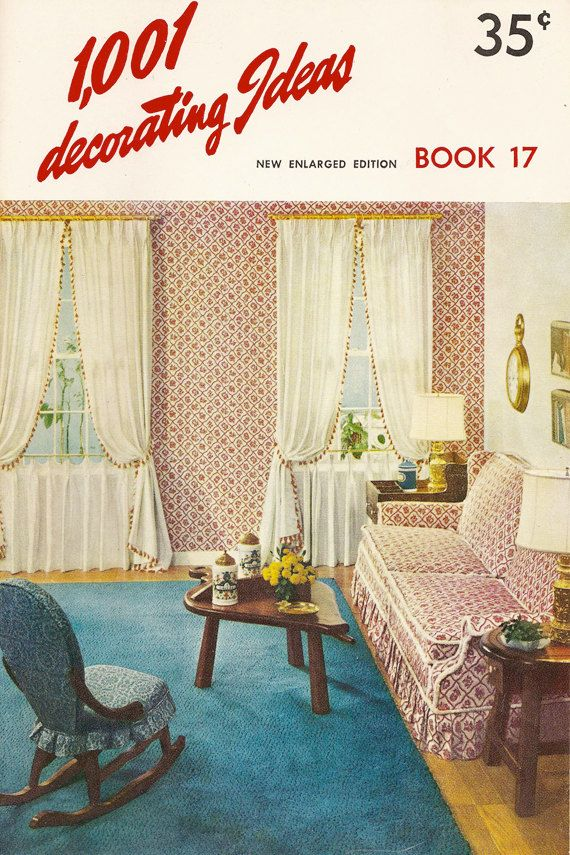 Best Vintage 1001 Decorating Ideas Book 17 1960 Mid Century This Month