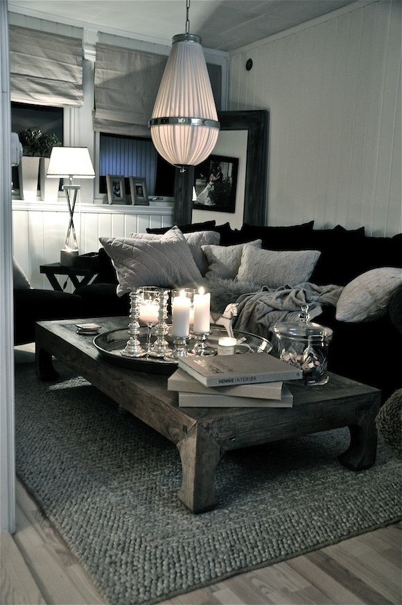 Best Grey Black And White Simple And Stunning Home In 2019 This Month