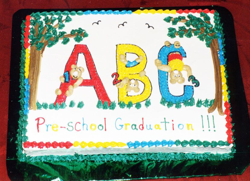 Best Abc Cake By Sweet Encounters Abc Cakes In 2019 This Month