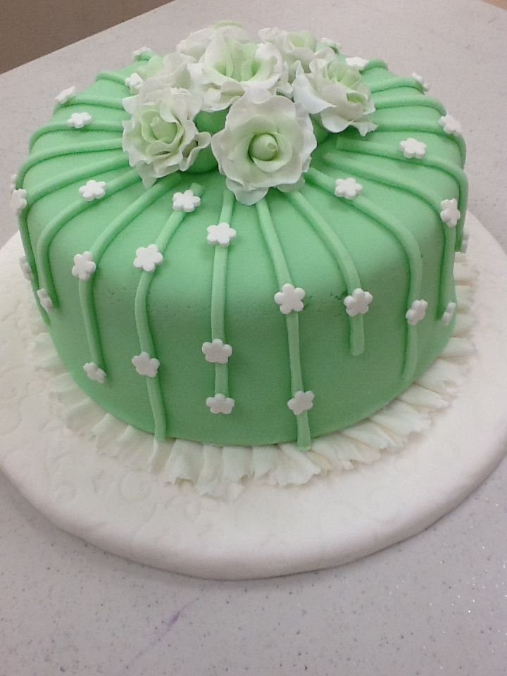 Best Sora Han Made The Most Beautiful Cake In Course 3 Gum This Month