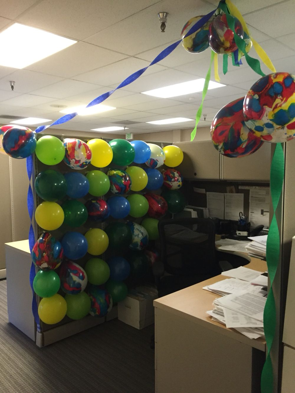 Best Guys Birthday Cubicle Cubicle Decorations Office This Month