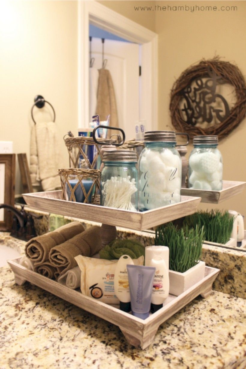Best 51 Awesome Diy Organization Bathroom Ideas You Should Try This Month