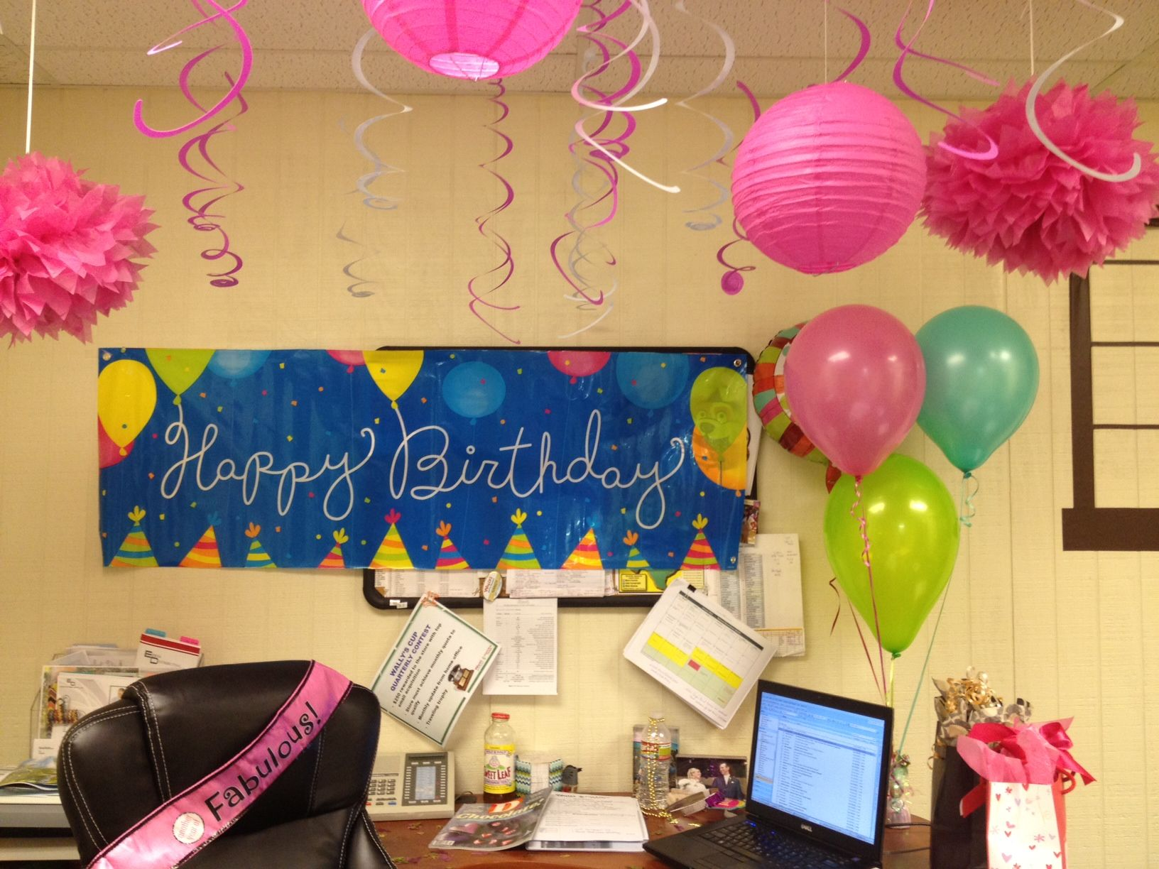 Best Birthday Party Fun In The Office … It S Office Ially This Month