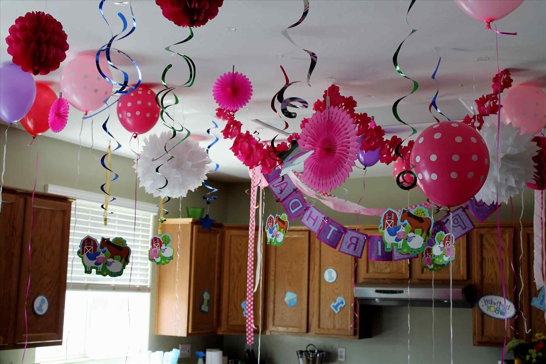 Best Simple Birthday Decoration Ideas At Home For Kids For This Month