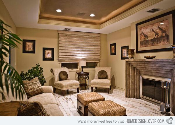 Best 17 Awesome African Living Room Decor Ideas For The House This Month