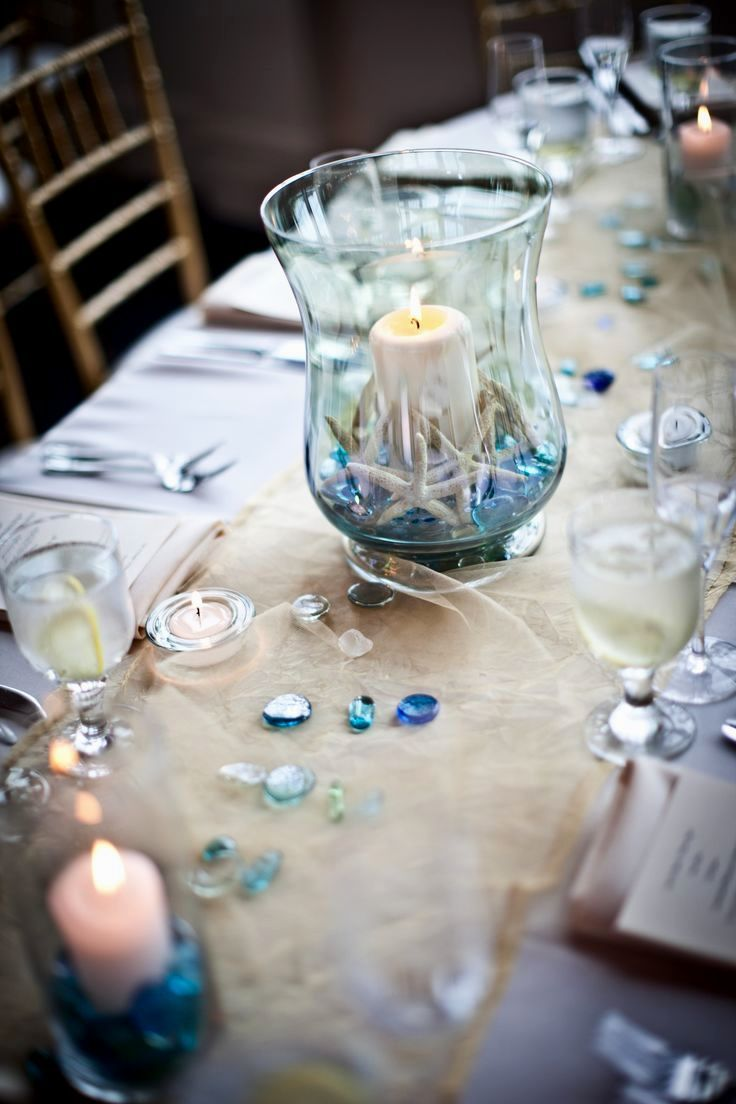 Best Beach Theme Table Decorations Beach Themed Wedding Table Decorations Decorating Of Party This Month