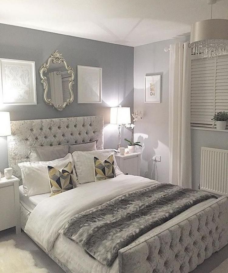 Best Beautiful Blue And Gray Bedroom Design Ideas Bedroom All This Month