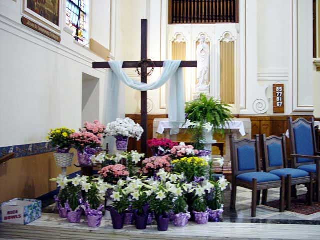 Best Easter Decorations For Church Sanctuary Modern Church This Month